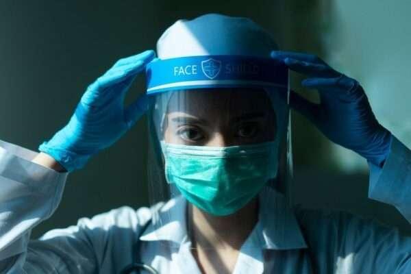 Medical Coronavirus Covid 19 Face Shields